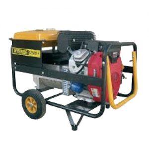 Alquiler de Generador eléctrico portátil 8 KVA trifásicos