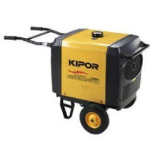 alquiler de Generador eléctrico portátil 5 KVA monofásicos