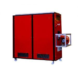 Alquiler de Generador de aire caliente 400KW