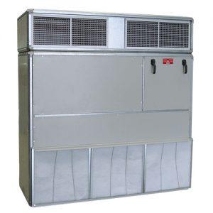 Alquiler de Climatizadores 50 KW AGUA-AIRE - Bomba de Calor (nykkus) fan coil