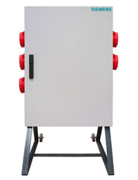 Rental of three-phase electrical panels 400 / 315A-5x125A, 250KVA SIEMENS