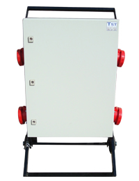 Rental of three-phase electrical panels 160A-2x125A + 2x63A, 100KVA