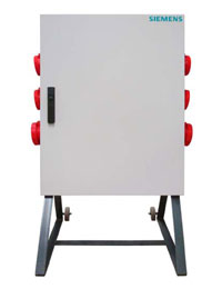 Rental of three-phase electrical panels 160 / 125A-2x63A + 4x32A, 100KVA SIEMENS