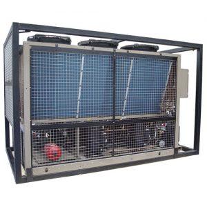 330 KW heat pump water chiller rental