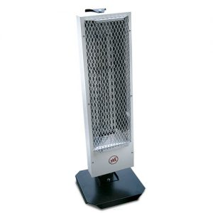 Rental of infrared heaters for drying on concrete floors