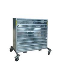 Alquiler de pantallas de ventilación