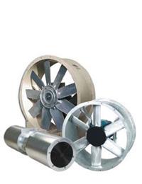 Alquiler de ventiladores versión reversible
