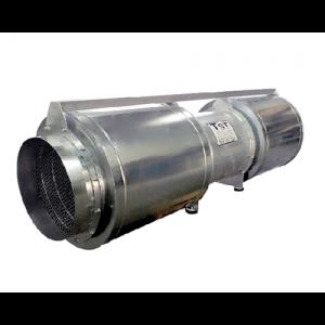 Rental of tunnel fans 18.5 KW Diam. 630 mm