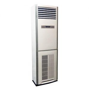 Alquiler Fan coils - Climatizador vertical con bomba de calor AGUA-AIRE (nykkus) 10-15KW