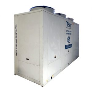 tower rental Water chillers only cold 180 KW