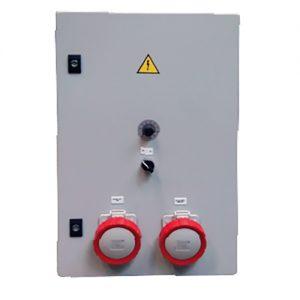 Rental of 4 KW 400 V frequency inverter panels