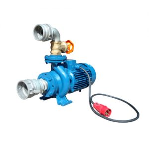 Rental of BCM centrifugal circulation pumps