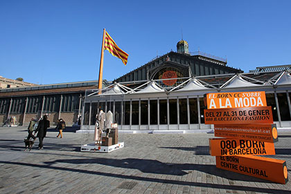 Torres Servicios Técnicos renueva su compromiso con la climatización de la 080 Barcelona Fashion Week