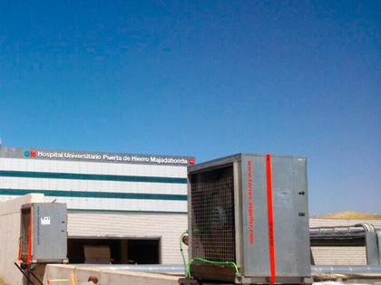 Alquilar 105.000 metros cúbicos de caudal de aire con nuestras cajas de ventilación