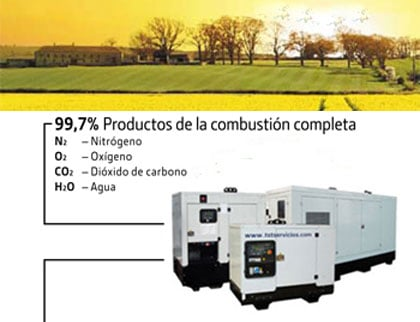 Alquiler de Grupos Electrógenos silencioso, eficaces y responsables con el medio ambiente
