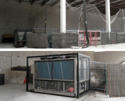 Tst climatiza las instalaciones de alcampo en sant boi de - Centro comercial sant boi ...
