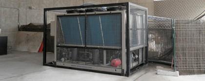 TST climatiza las instalaciones de Alcampo en Sant Boi de Llobregat (Barcelona)