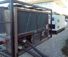 ENERO 2012 Los equipos de TST Servicios climatizan las instalaciones de Abertis en la Zona Franca