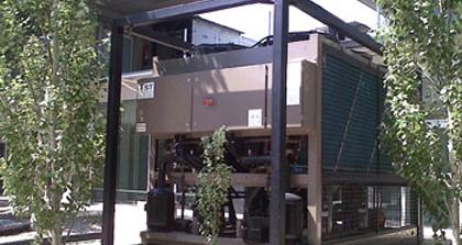 TST instala de urgencia el aire acondicionado en el Hospital Psiquiatrico de Reus