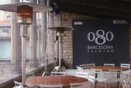 Los calefactores de TST están presentes en la Semana de la Moda de Barcelona