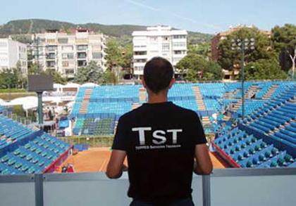 TST Servicios en el 59º Trofeo Conde de Godó. Todo un éxito!