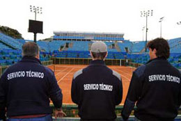 TST asegura la Electricidad y la Climatización en el 58º Trofeo de Tenis Conde de Godó
