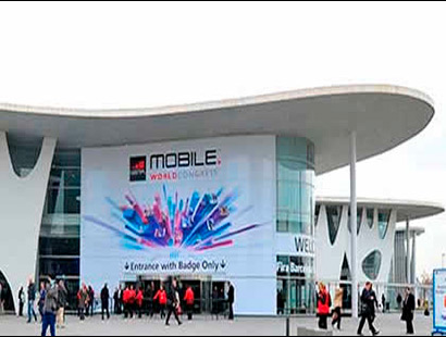TST climatiza los stands de las grandes marcas del Mobile World Congress 2014