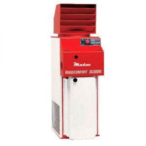 70 KW hot air generator rental