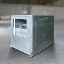 Cajas de ventilación centrífugas