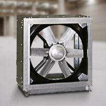 Alquiler de cajas de ventilación Insonorizadas ATEX