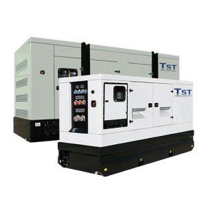 Rental of a generator set from 20 KVA to 80 KVA