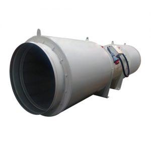 Fan rental for tunnels