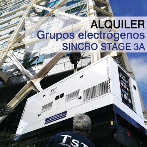 NUEVOS GRUPOS SINCRO STAGE IIIA