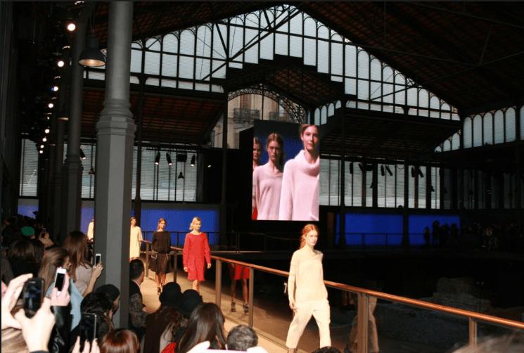 080 Fashion Week Barcelona: Moda con climatización de alquiler