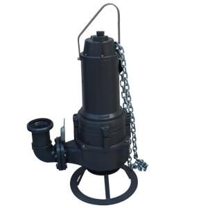 Rental of high performance water pumps Ferox BSM 140-40 - 9 KW
