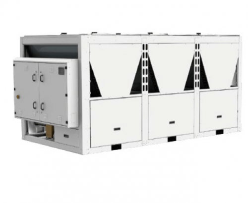 Rental of water chillers 330 KW negative temperatures