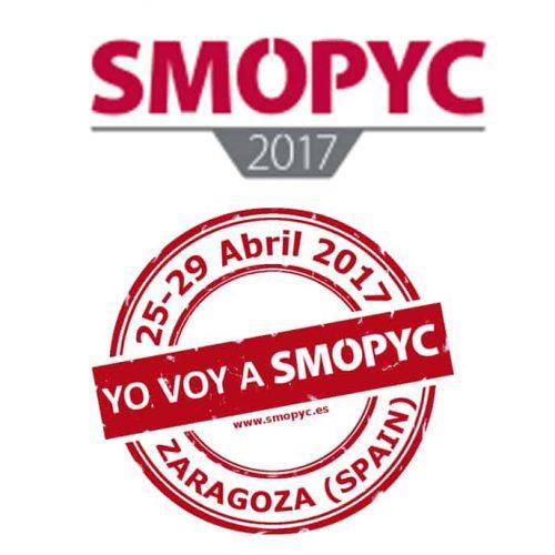 Estaremos en SMOPYC!