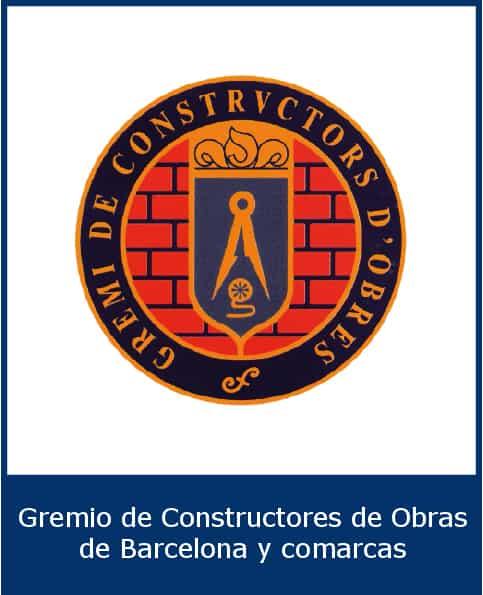 Gremio de constructores de obras de Barcelona y comarcas