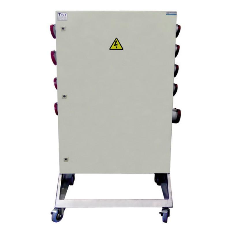 Cuadros eléctricos trifásicos 400/315A-1x125A+2x63A+6x32A, 250KVA