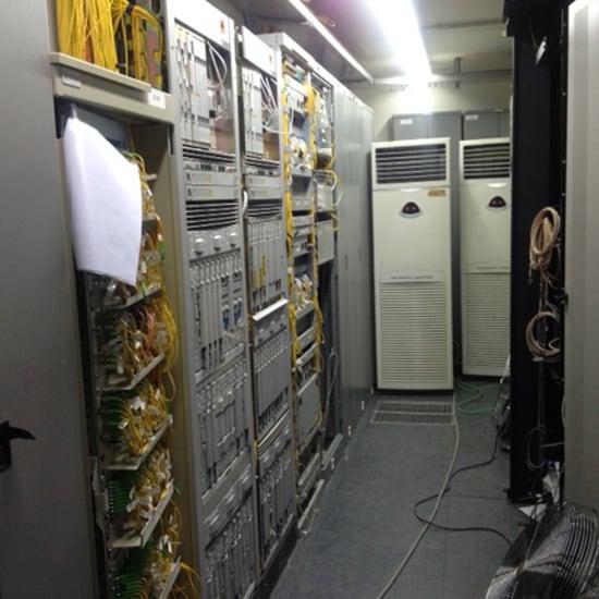 Climatizadores para sala de servidores