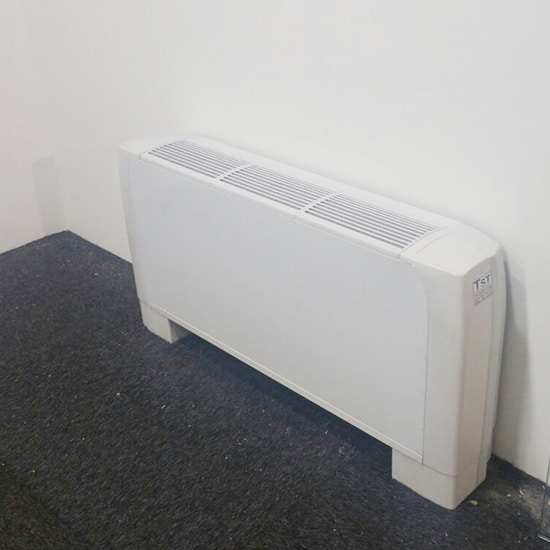 climatizador de suelo