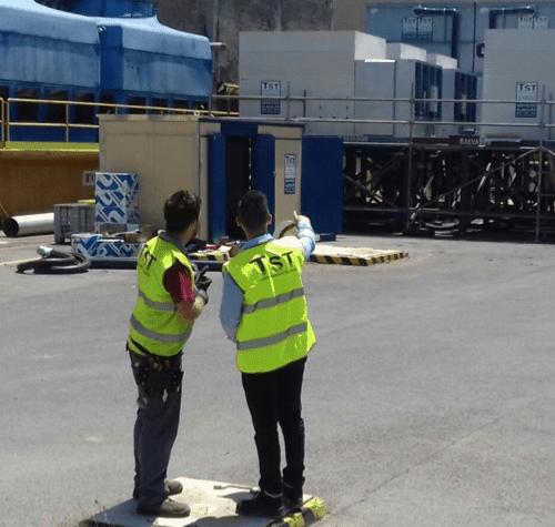 Instalamos 12 Megawatios de frío en Sagunto Valencia