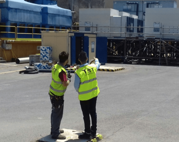 Servicio técnico y puesta en marcha