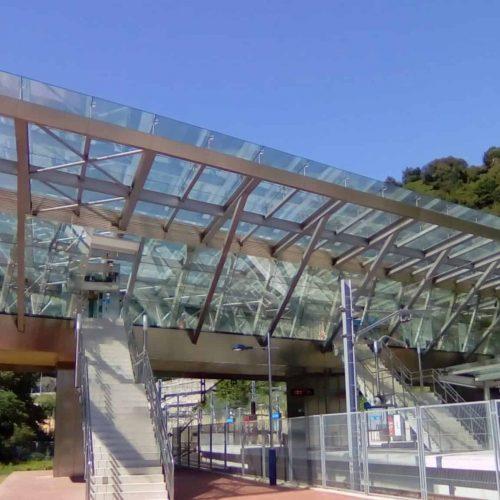 Climatización de estación de metro Kukullaga Vizcaya