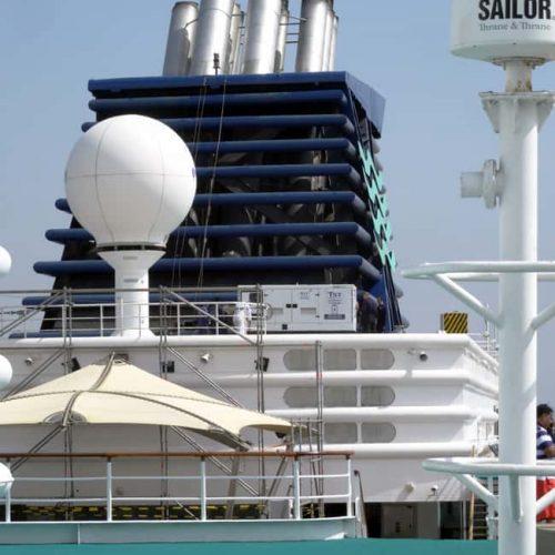 Fiesta Ron Barceló sobre un crucero por el Mediterráneo