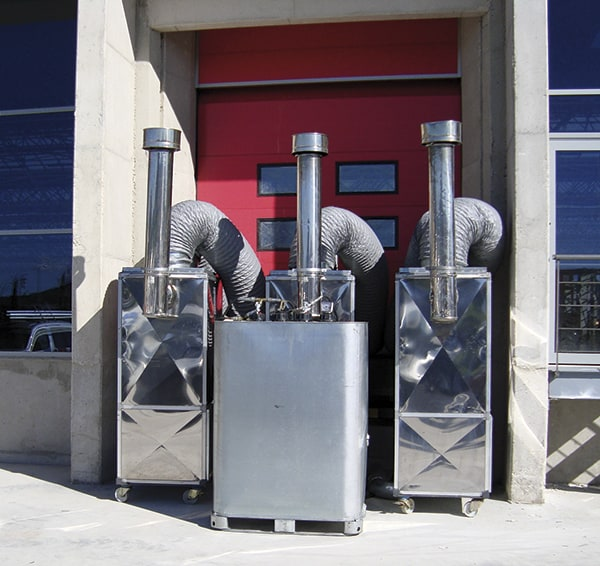 Generador modelo H-160KW