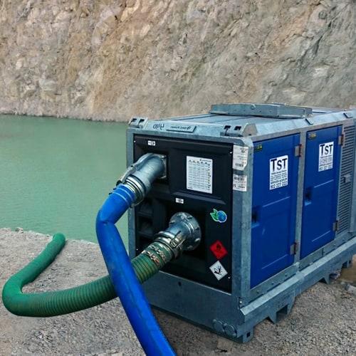 Alquiler de bombas de agua tst servicios t cnicos de for Alquiler de bombas de agua