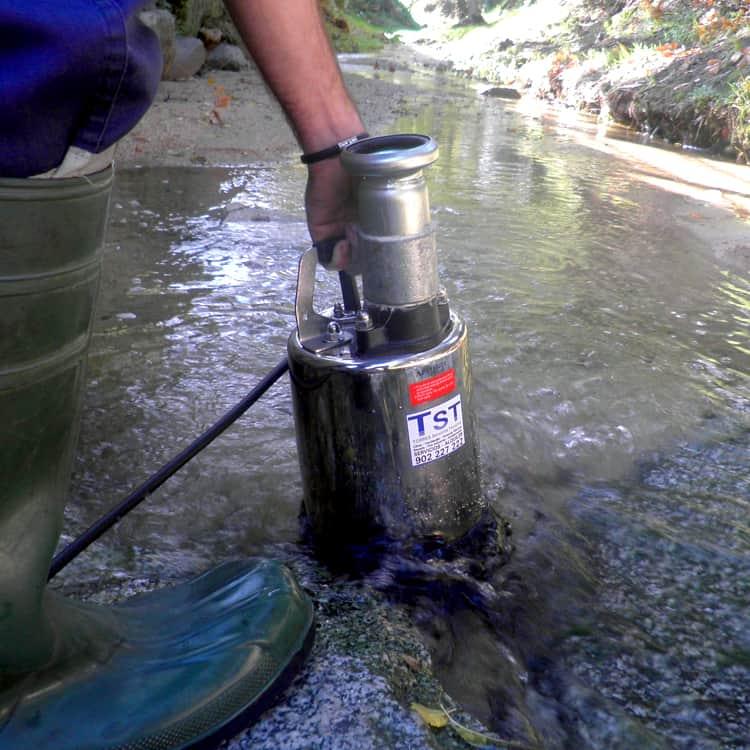 Bombas de drenaje de agua para construcción y minería