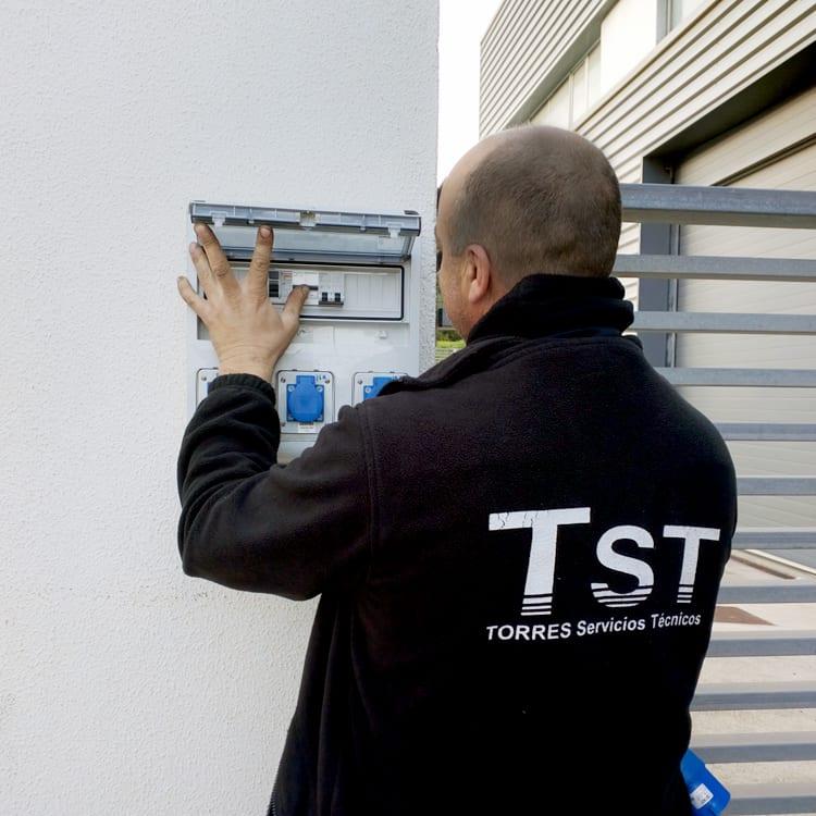 Servicio de mantenimiento en eventos