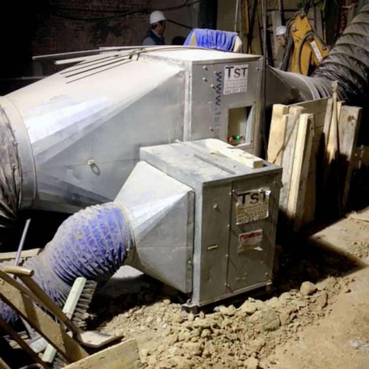 Ventilación en túneles 2